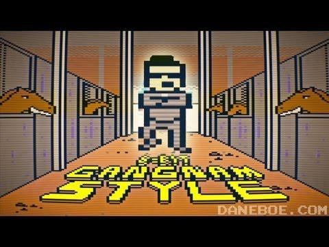 Cool - 8-Bit Gangnam Style Music