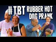 Hot Dog Vendor Sells Rubber Hot Dogs Prank