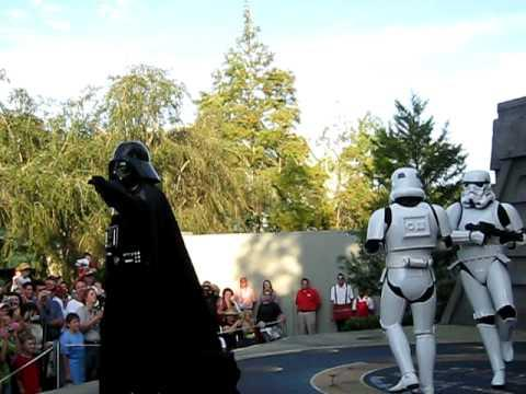 Jokes - Darth Vader Dances To You Can't Touch This