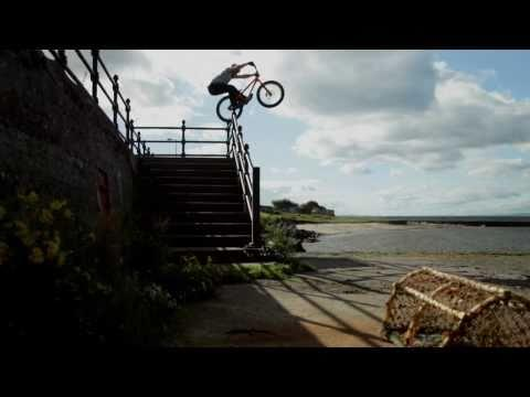 Awesome - Danny Macaskill With More Awesome Bike Stunts