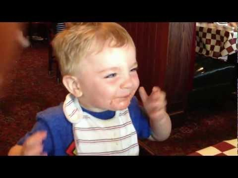 Jokes - Kid Reacts To Root Beer Taste