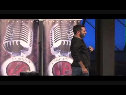 Comedian Deepak Sethi's Funny Response To Military Heckler