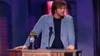Jim Carrey's Award Acceptance Speech