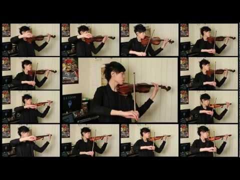 Jason Yang - Skyrim Theme Music Violin Cover