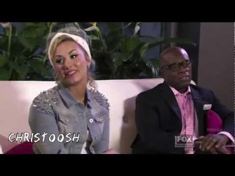 Funny Moments Of Demi Lovato - Part 5