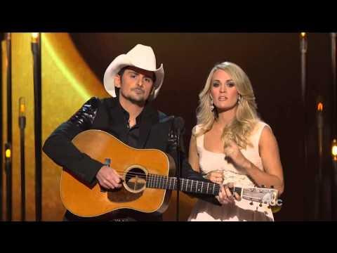 Brad Paisley And Carrie Underwood Make Fun Of Taylor Swift