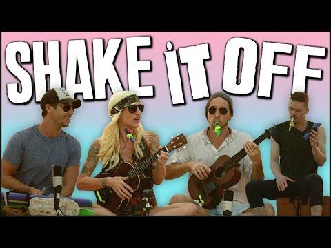 Taylor Swift's Shake It Off Song Cover By Walk Off The Earth Band