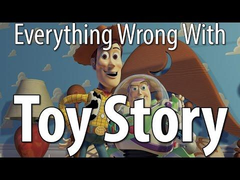 Movie Mistakes From Toy Story