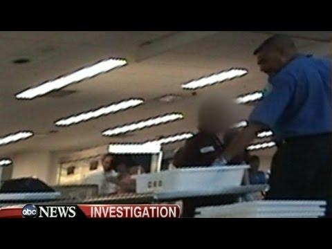 FAIL - TSA Employees Are Stealing Your Belongings