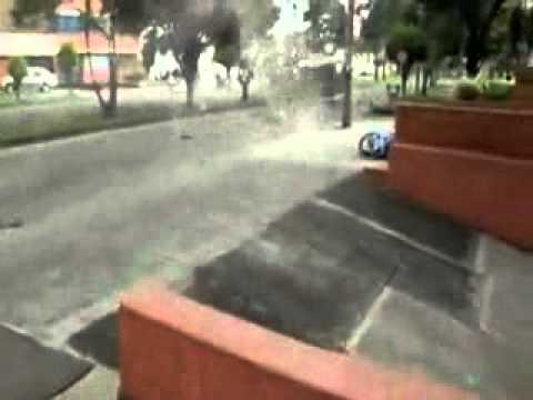 WTF - Unreal Car Accident