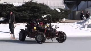How To Lose Your Dune Buggy FAIL