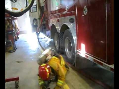 FAIL - Firefighter Vs Water Hose