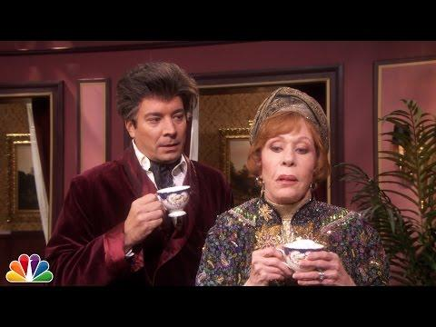 Jimmy Fallon Stars In Tensions Soap Opera With Carol Burnett