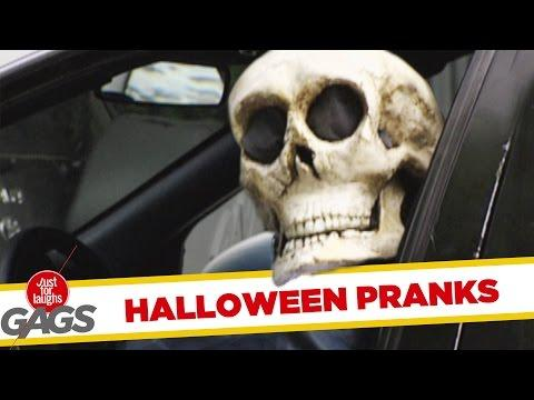 Ultimate Just For Laughs Pranks - Halloween Edition