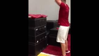 JJ Watt's Amazing High Jump