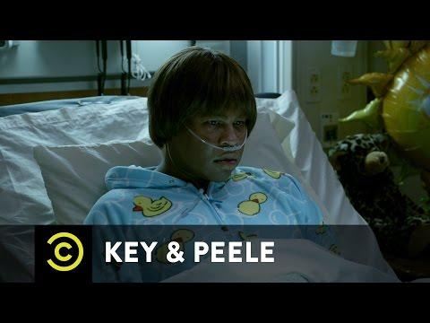 Sick Kid Has Some Creepy Wishes - Key And Peele
