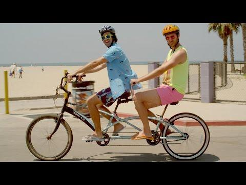 Rhett And Link's I Am On Vacation Song