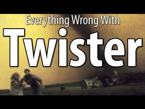 Movie Mistakes From Twister