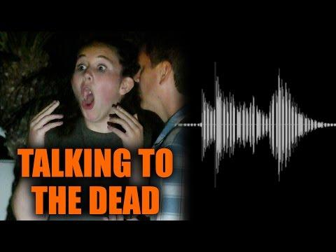 Jack Vale Talks To The Dead Prank