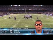 Greg hardy From Carolina Panthers Says He Went To Hogwarts