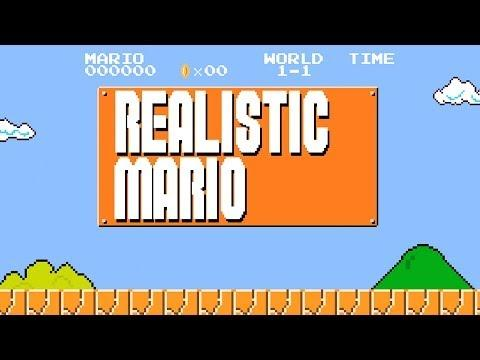 What If Super Mario Game Had More Realism