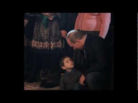Jokes - Vladimir Putin Scares The Kid