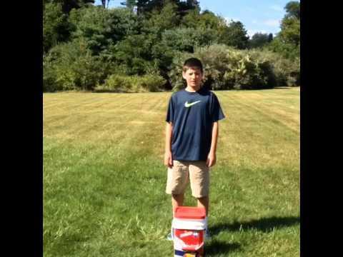Don't Do Ice Bucket Challenge If You're Weak