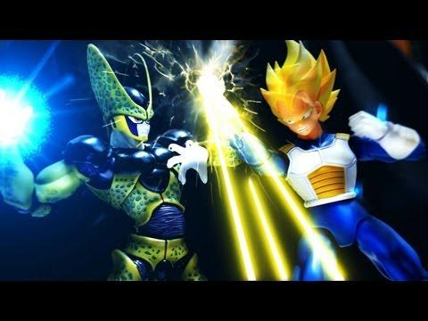 Epic - Dragon Ball Z Stop Motion Fight Action