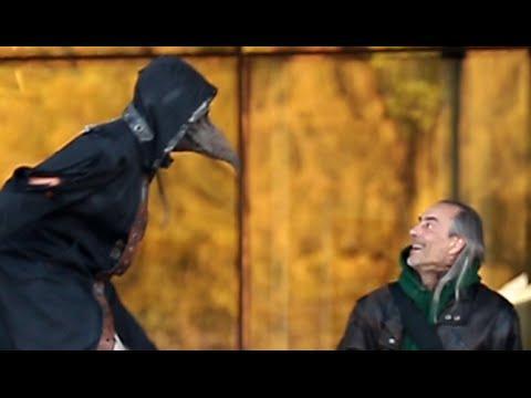 Tallest Scarecrow Scare Prank