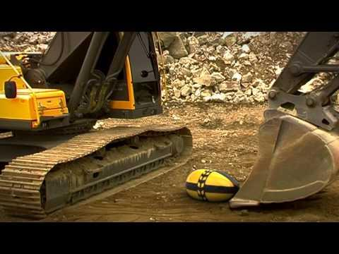 Funny Documentary About Excavators Parody