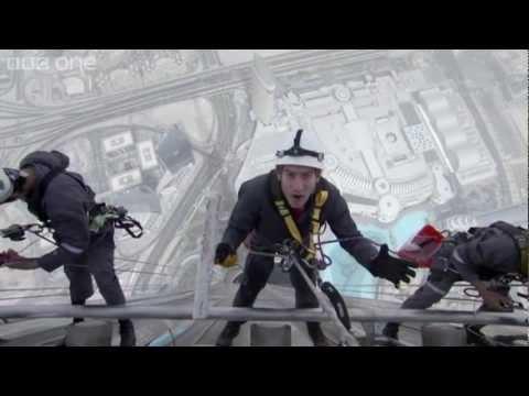 Crazy - Cleaning Burj Khalifa's Windows