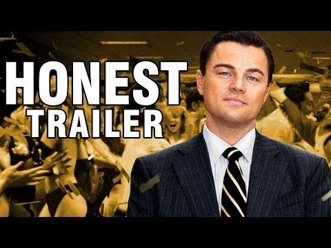 Honest Trailer Of The Wolf Of Wall Street Movie