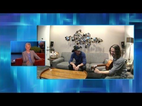 Ellen - Tim McGraw Pranks A Guitarist