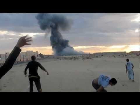 Scary - Parkour In Gaza's Scary Surroundings