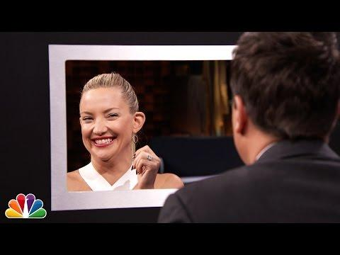 Funny Box Of Lies Game Between Jimmy Fallon And Kate Hudson