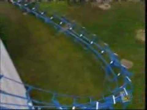 Awesome - Home Made Roller Coaster