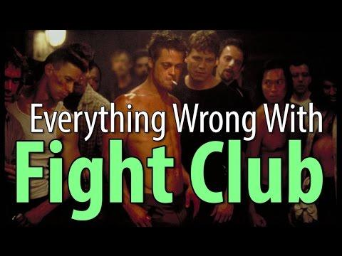 Movie Mistakes From Fight Club