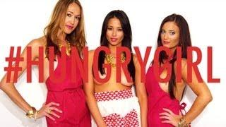 Robin Thicke's Blurred Lines Song Hungry Girls Parody