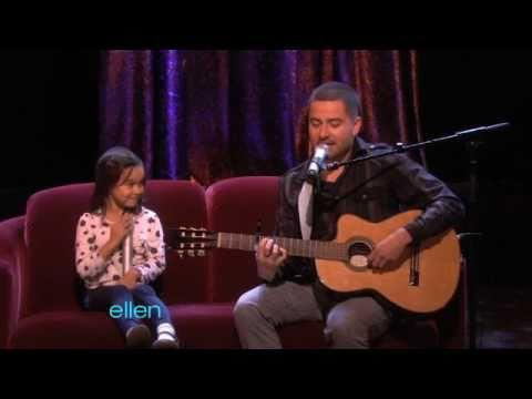 Ellen - Cute Father And Daughter Duo