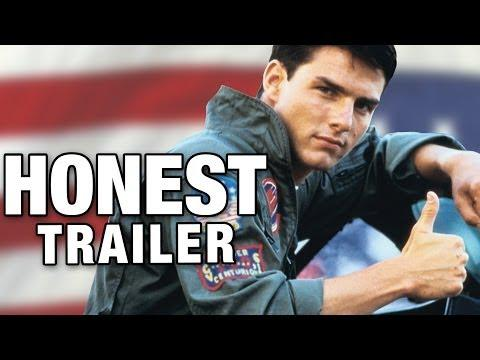 Honest Top Gun Movie Trailer Starring Tom Cruise