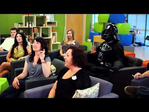 Jokes - Darth Vader With A Bad Idea
