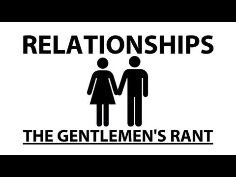 Jokes - Guys Rant About Relationship