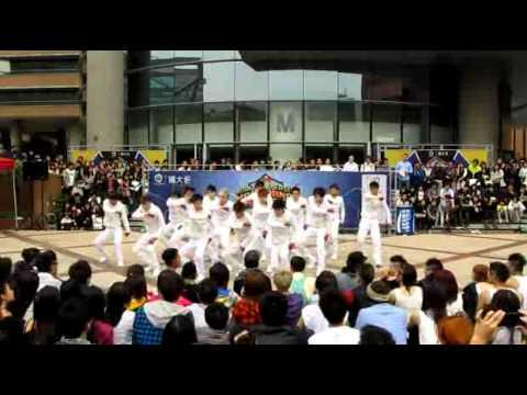 Awesome - Synchronized Dancers From Japan