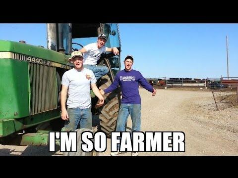 Farmers Parody Of Popular Songs