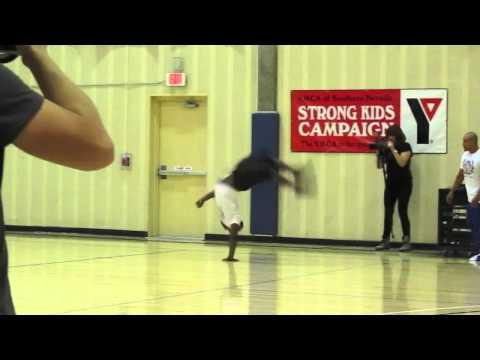 Awesome - Handsprings Record Breaker