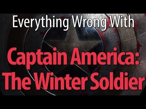 Movie Mistakes From Captain America - The Winter Soldier