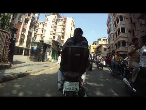 Crazy - Driving In Kolkata India
