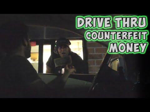 You Gave Me Counterfeit Money Prank