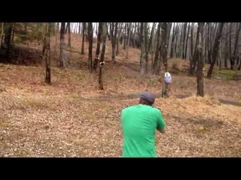 Tree Doesn't Like The Shooter - Fail
