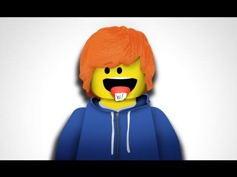 Awesome - Ed Sheeran's LEGO House Song Recreated